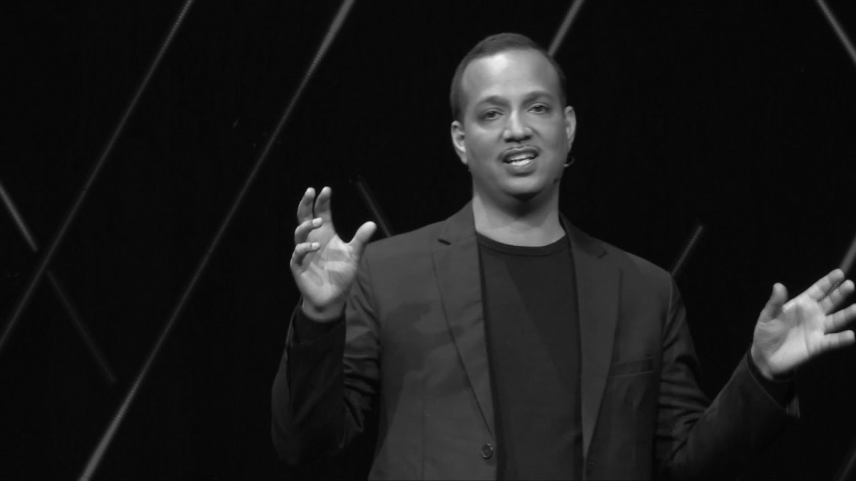 How the world learned to say LGBT | Fahad Saeed | TEDxCopenhagen