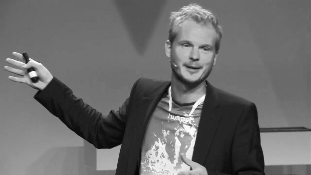 Using football to reconcile people torn apart by war: Jakob Silas Lund at TEDxCopenhagen 2012