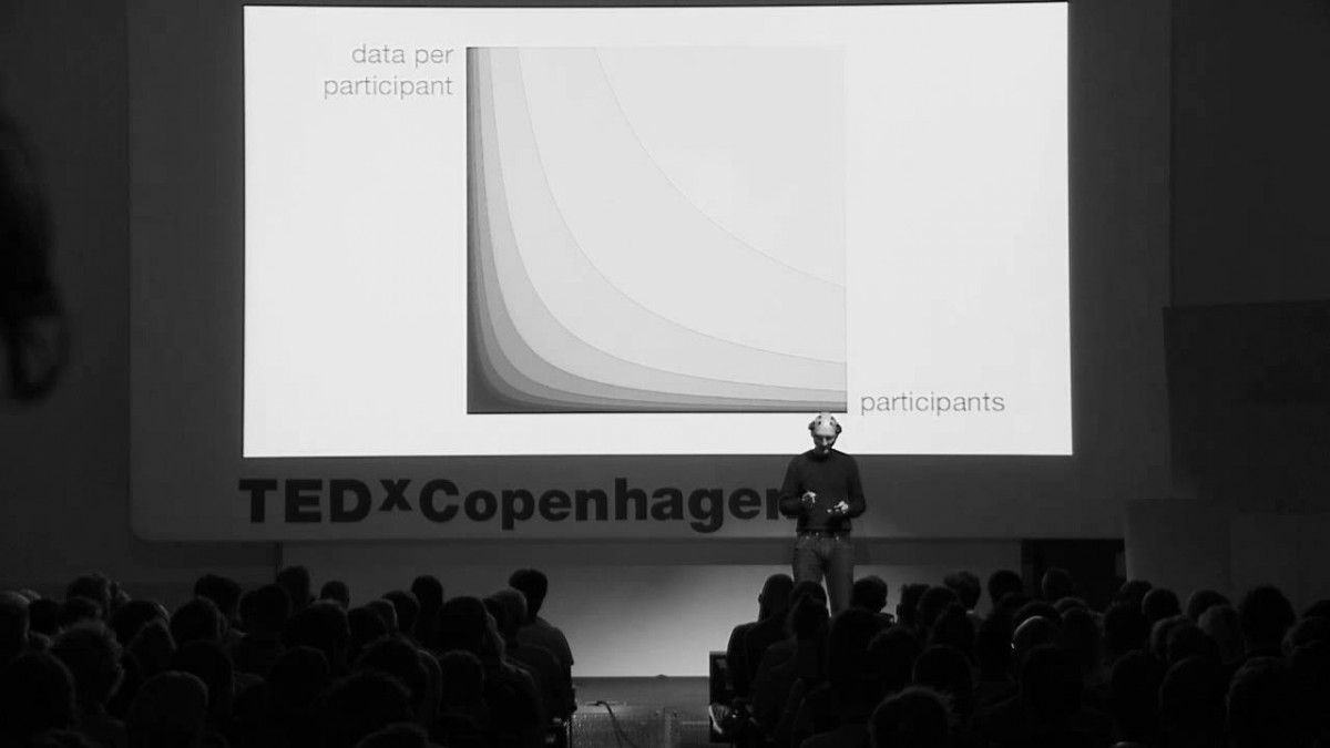 Human Data for Life: Jakob Eg Larsen at TEDxCopenhagenSalon