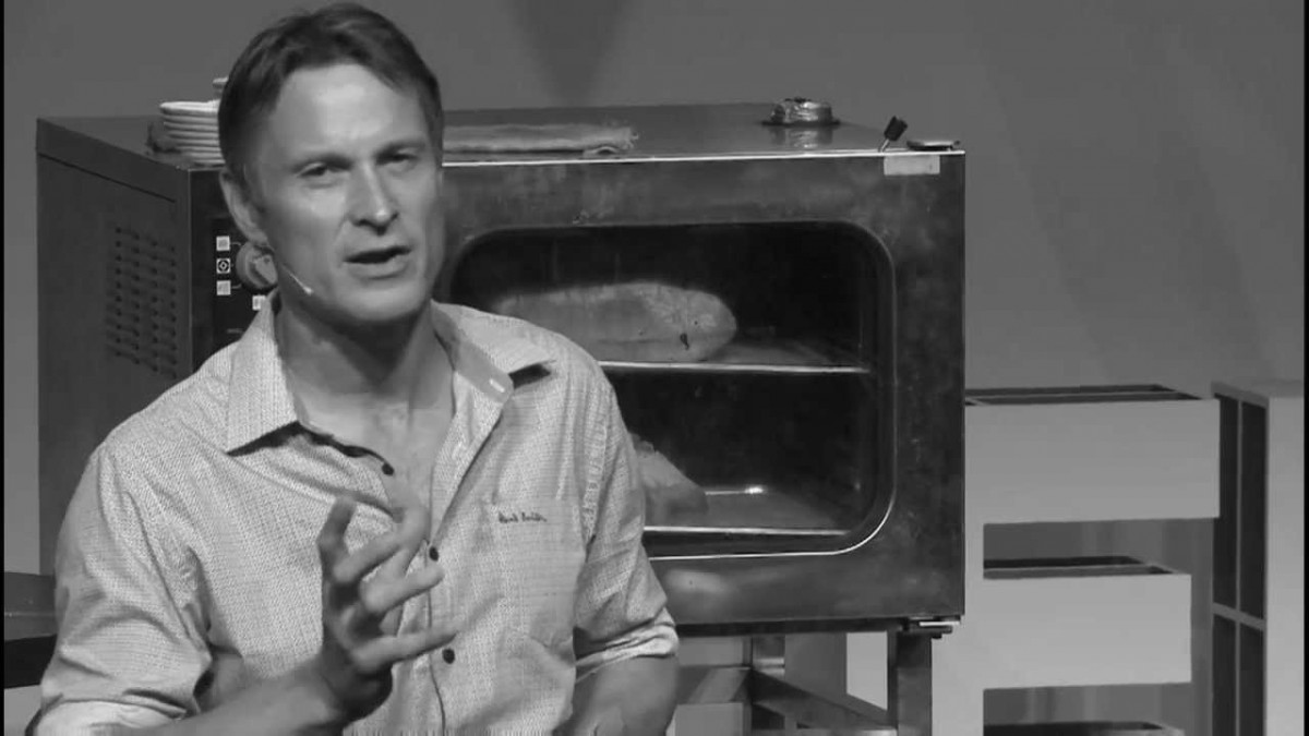 Unfolding the potential of indigenous food cultures: Claus Meyer at TEDxCopenhagen 2012