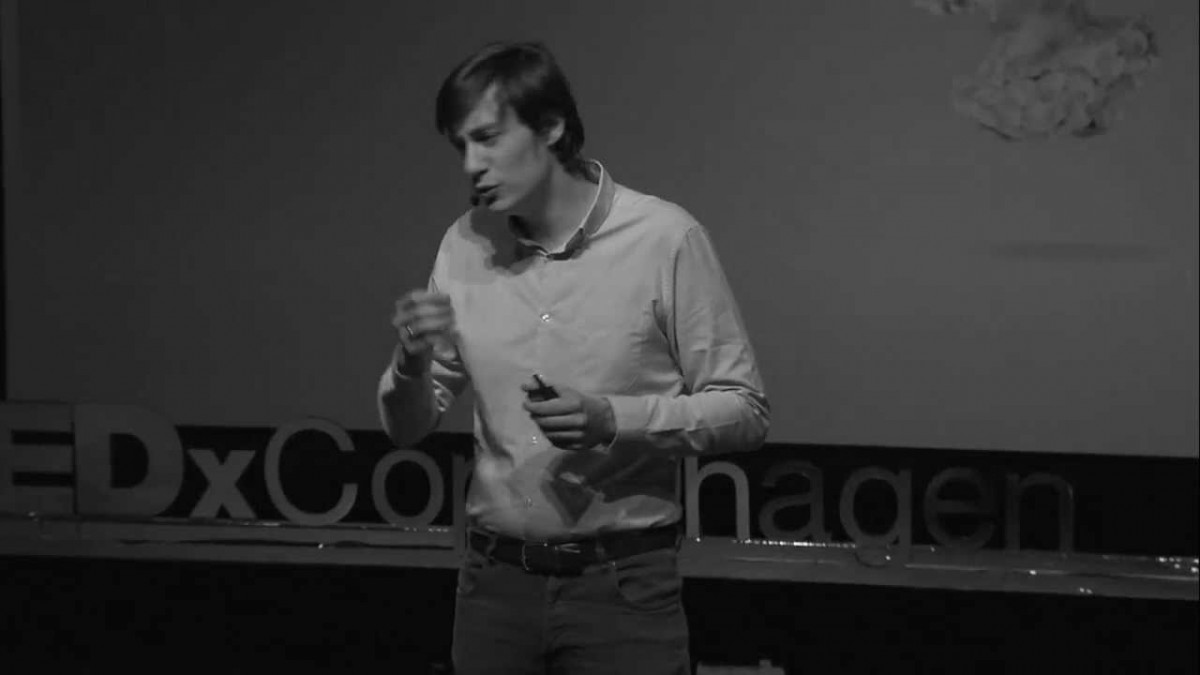 Challenging realities, the mainstream media and you: Harry Fear at TEDxCopenhagen
