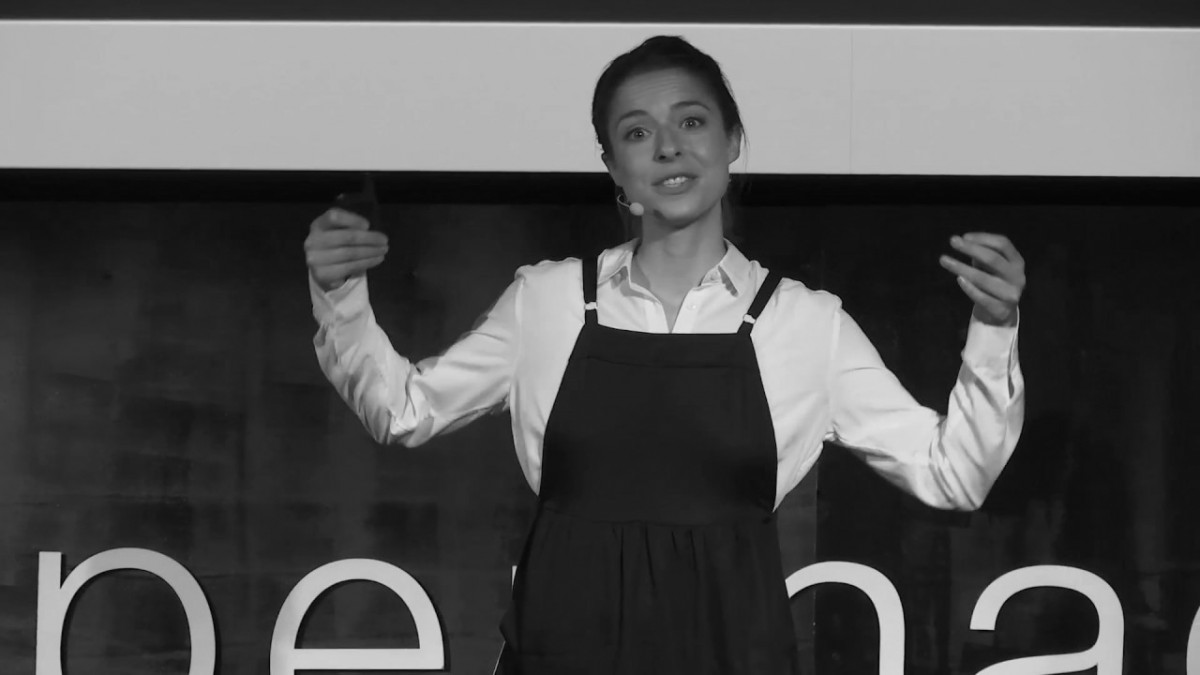 Re-thinking our relationship with tech | Annelie Berner | TEDxCopenhagenSalon