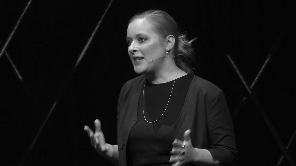 Creating an Encyclopedia of the Future | Anne Dencker Bædkel | TEDxCopenhagen