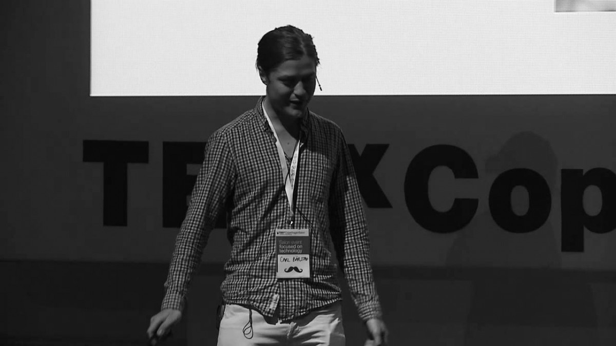 How I Reclaimed My Curiosity: Carl Barstad at TEDxCopenhagenSalon