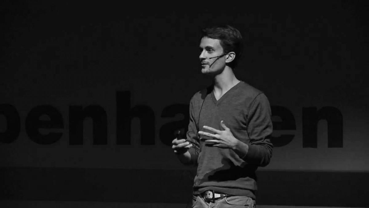 Making Living Sharing: Jens Dyvik at TEDxCopenhagenSalon