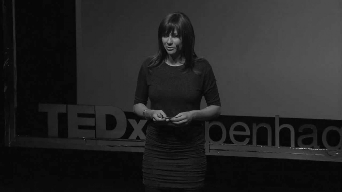Can a ball change the world? Lene Knudtzen at TEDxCopenhagen