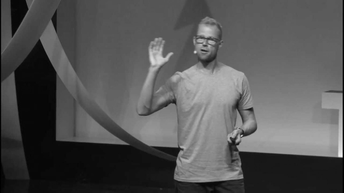 The F***ing Friendly movement: Lars AP at TEDxCopenhagen 2012