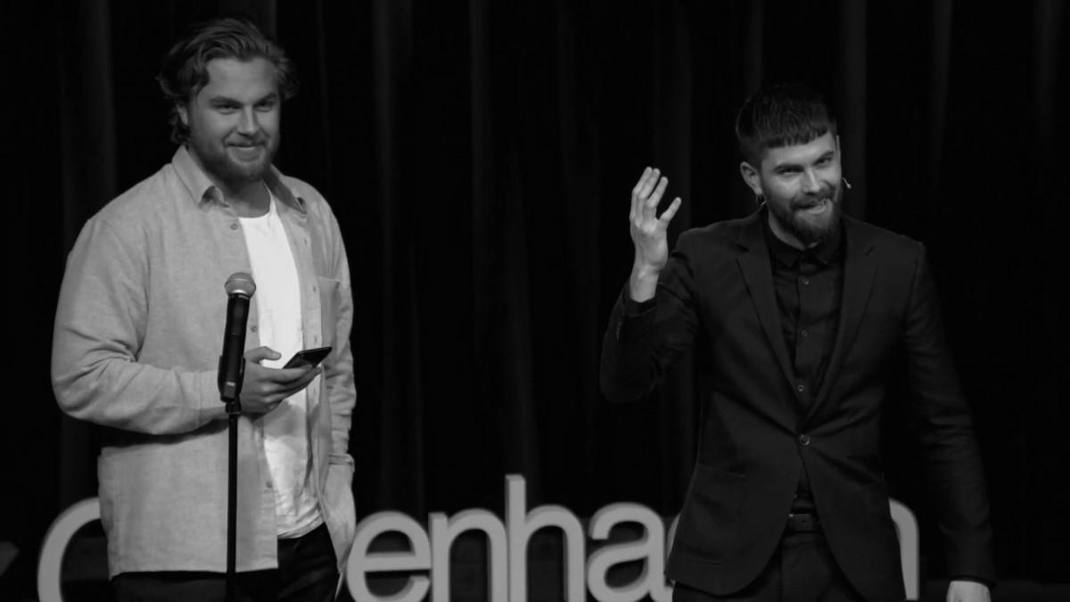 Magic Malmstrøm TEDxCopenhagen