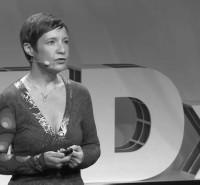 Running strong: Kirsten Ejlskov Jensen at TEDxCopenhagen 2012