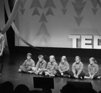 Watch out for the scouts: Signe Bjørg Jensen at TEDxCopenhagen 2012