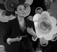 Power to the people: Johanne Mose Entwistle at TEDxCopenhagenSalon