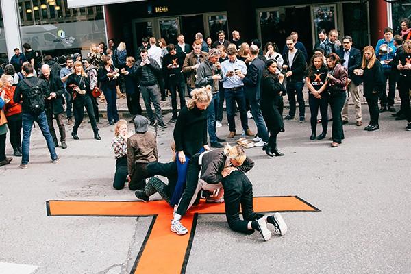Performances at the last TEDxCopenhagen event in April 2016